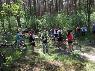 Grupa Łazik - zapraszamy na rowery - Warszawa